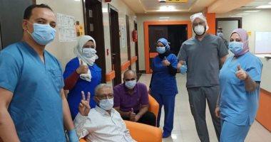 مستشفى إسنا للعزل الصحى تعلن خروج 9 حالات تعافى من المواطنين فجراً