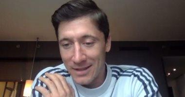ليفاندوفسكى: جاهز لعودة الدوري الألمانى.. وأريد اللعب لأطول فترة ممكنة