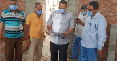 محافظ أسيوط: استمرار حملات متابعة مشروعات المحافظة وتنفيذ إجراءات الوقاية