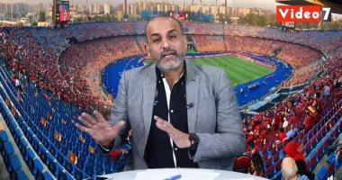 شبانه فى لايف اليوم السابع: سيد عبد الحفيظ زار الجبلاية سرا لحل أزمة سعد سمير