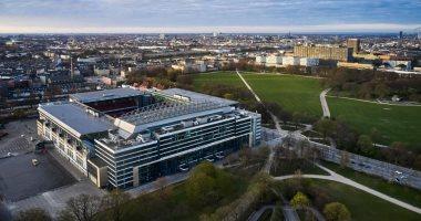 تحويل ملعب كوبنهاجن إلى مدرسة في الدنمارك بسبب كورونا.. اعرف التفاصيل