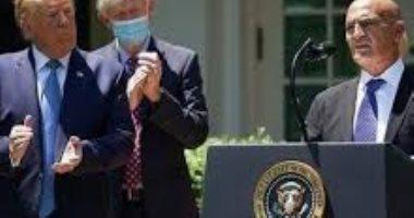 ترامب يستعين بخبير أوبئة من أصل مغربى للوصول لعلاج كورونا