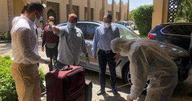 السياحة والآثار: السماح لـ10 فنادق بالبحر الأحمر وجنوب سيناء باستقبال نزلاء
