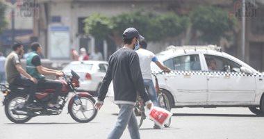 متعرضش نفسك للشمس.. موجة شديدة الحرارة لنهاية الأسبوع والعظمى بالقاهرة 43