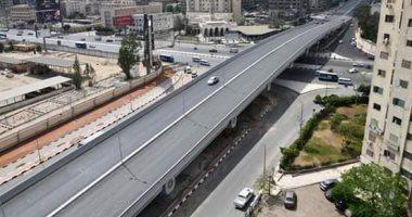 المرور يغلق محور جوزيف تيتو جزئيا بسبب إنشاء كوبرى للسيارات