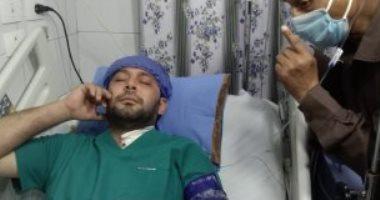 الطبيب البطل محمود سامى
