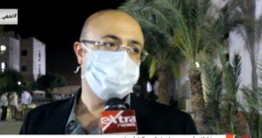 محافظ بنى سويف: وفرنا للعائدين من الخارج حجرا صحيا آمنا ومريحا