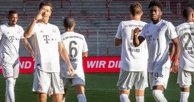 ترتيب الدوري الألماني بعد نهاية الجولة الـ26