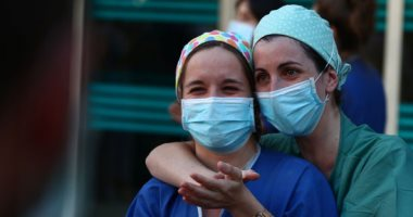 إسبانيا تسجل 56 وفاة جديدة بكورونا -