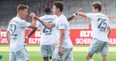 مواعيد مباريات الدوري الألماني اليوم الاثنين 18-5-2020 والقنوات الناقلة