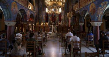 قداس الأحد يعود فى أوروبا بأعداد محدودة واجراءات احترازية