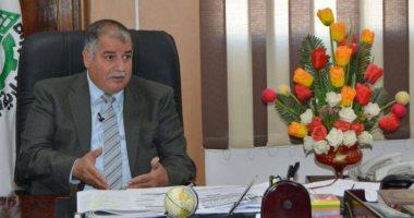 إصابة رئيس جهاز مدينة السادات بكورونا ونقله لمستشفى الصدر بالعباسية