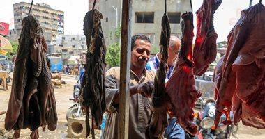 رواج في سوق فواكه اللحوم بالسيدة زينب