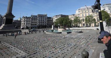 وفاة 25 بريطانيا بسبب كورونا فى يوم واحد.. وإجمالى الوفيات يصل لـ43575