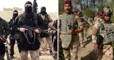 داعش والجيش العراقى