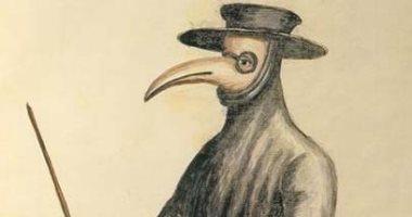 """شاهد.. لماذا قناع طبيب الطاعون له """"منقار طائر"""".. تعرف على القصة؟"""