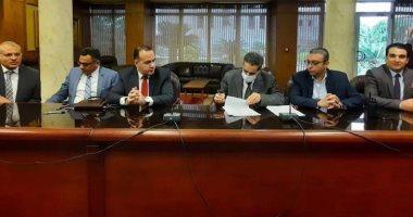 هيئة قضايا الدولة توقع عقدًا مع محافظة الغربية لشراء 4000 متر بطنطا (صور)