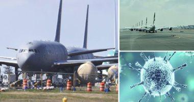 إنذار بالفصل.. شركة طيران أمريكية تضحى بـ36 ألف موظف بسبب تداعيات كورونا
