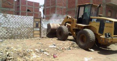 رئاسة مركز الخارجة : تلقى 97 طلب تصالح مخالفات بناء بنطاق المركز