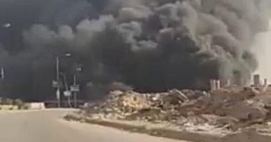 شركة نفط روسية في سيبيريا تستدعي مدفعية الجيش لإخماد حريق في بئر