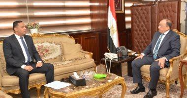 وزير التنمية المحلية: التقيت محافظ الدقهلية منذ 9 أيام والتزمنا بالإجراءات الاحترازية