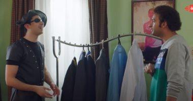 """محمد أنور """"قرصان"""" فى الحلقة 26 من مسلسل """"عمر ودياب"""".. فيديو وصور"""