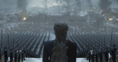 """الذكرى الأولى على حريق """"كينجز لاندنج"""" وجنون """"دينيريس تايجريان"""" فى Game of thrones"""