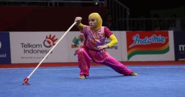 هنا الألعاب الشهيدة.. الووشو رياضة استعراضية بدأت فى الصين وتحولت للعالمية