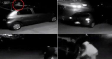 صورة ضبط متهم تخصص فى سرقة السيارات الفارهة وبيعها لعملائه سيئى النية