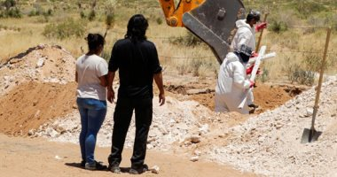 إجراءات صارمة لدفن ضحايا كورونا فى المكسيك