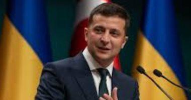 الرئيس الأوكرانى يبدى رغبته فى التفاوض مع روسيا بشأن الأراضى المتنازع عليها