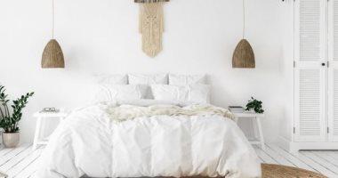 تريندات ديكور غرف النوم الأكثر شعبية على انستجرام.. ملاءات بيضاء ونباتات