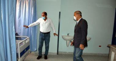 محافظ القليوبية: تطوير مستشفي بنها التعليمي بـ 260 مليون جنيه