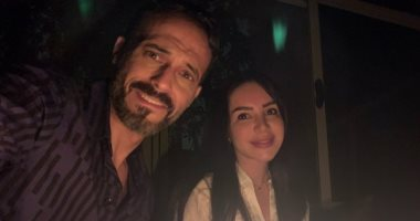 يوسف الشريف يحتفل بالذكرى الـ11 لزواجه بإنجى علاء: بحمد ربنا إنه رزقنى بيكى
