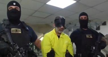 أول تصريح عقب اعتقاله..قرداش شقيق خليفة البغدادى يكشف أسرار داعش..فيديو وصور