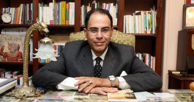 """""""دولة الفوضى"""" محاضرة يلقيها شريف عارف ببورسعيد فى ذكرى ثورة 30 يونيو"""