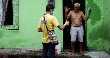 رقم قياسى جديد لوفيات كورونا فى البرازيل بتسجيل 1262 وفاة