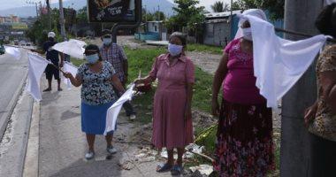 سكان السلفادور يخرجون للشوارع طلبا للطعام المجانى بعد تفشى كورونا