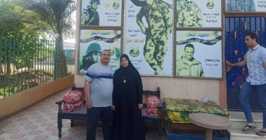 والد الشهيد أحمد حسانين: مسلسل الاختيار جسد تضحيات القوات المسلحة فى سيناء