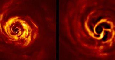 علماء الفلك يكتشفون ولادة كوكب جديد على بعد 520 سنة ضوئية من الأرض