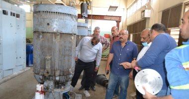 """""""مياه القناة"""": رفع الاستعدادات لمواجهة مشاكل مياه الشرب فى أيام عيد الفطر"""