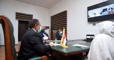رئيس وزراء السودان: اتفقت مع نظيرى الإثيوبى على التفاوض حول قواعد ملء سد النهضة