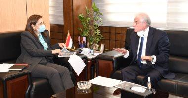 هالة السعيد: 3.68 مليار جنيه استثمارات حكومية بخطة20/2021 لتنمية جنوب سيناء