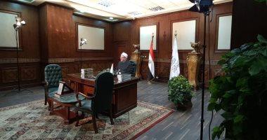 مفتى الجمهورية يعلن غدًا المتمم لشهر رمضان والأحد أول أيام عيد الفطر