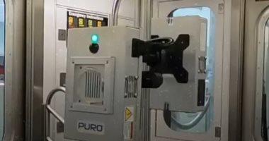 استخدام الأشعة فوق البنفسيجية لتعقيم مترو أنفاق نيويورك