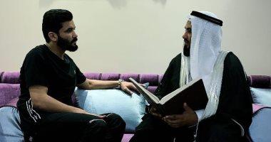 صالح جمعة يتضرع بالدعاء وتلاوة القرآن في وداع رمضان