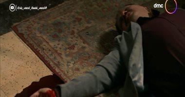البرنس الحلقة الأخيرة.. إدوارد يقطع شرايينه ورحاب الجمل تنهار بعد وفاة ابنتها