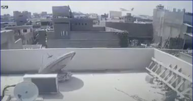 فيديو جديد يظهر لحظة سقوط طائرة الركاب الباكستانية فى كراتشى