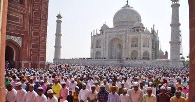 زمن ما قبل الكورونا.. أجمل صور الاحتفال بصلاة العيد حول العالم