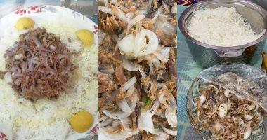 """طقوس خليجية.. """"السمك المالح"""" الوجبة المفضلة فى غداء العيد بسلطنة عمان"""